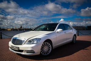 Mercedes S-class W221 Restyling