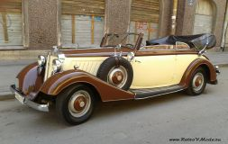 Horch 1933