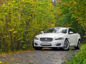 Jaguar XJ V8 Long